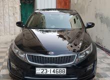 Hybrid Fuel/Power   Kia Optima 2016