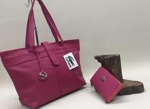 حقائب لاكوست مع محفظة