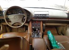مرسيدس 1996 S320 شبح