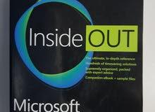 كتاب تعليمي مايكروسفت اكسل 2013  جديد باللغه الانجليزيه