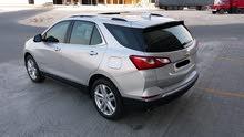 Chevrolet Equinox 2018 (Silver)