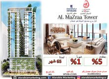 apartment More than 5 in Ajman for sale - Emirates City