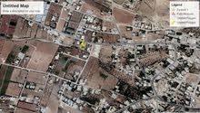 ارض للبيع موبص مساحه 950م مصوره بالكامل مزروعه زيتون في بناء عظم بسعر 75الف