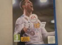 فيفا 18 دسكة نظيفة للبيع FIFA 18