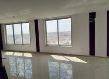 مكاتب للبيع او للايجار مساحه 123م في اربد شرق كارفور
