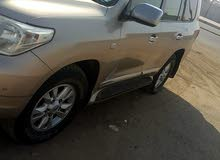 Gasoline Fuel/Power   Toyota Land Cruiser 2011