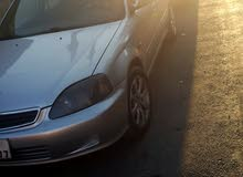 Used condition Honda Civic 1999 with 0 km mileage