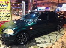 For sale 1996 Green Civic