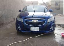 Automatic Blue Chevrolet 2012 for sale