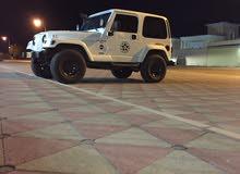 km mileage Jeep Wrangler for sale