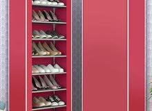 كبت دولاب خزانة احذية جواتي الحجم: 58 * 30 * 159 سم
