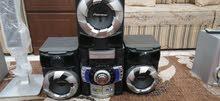 للبيع استيريو بايونير الصوت قوي شغال بدون مشاكل دي في دي فية 3 اماكن حق سديات بس