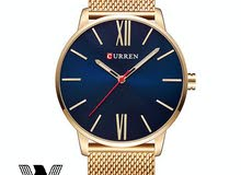 CURREN 8231 Men Quartz Watch Luxury Full Steel Band Waterproof Male Date Clock