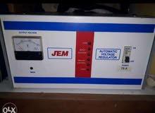 مقوي كهرباء/220 A75 وزن 40 كيلو الاصلي