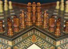 للبيع احجار شطرنج