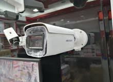 تركيب وتوريد كاميرات مراقبه 4 كاميرات داخلي وخارجي مع DVR مع توصيل فقط 1700 AED