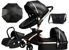 stroller baby color cream white 5 in 1 BEFORE 6.000 now 2.000 last price