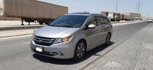 Honda Odyssey 2016 (Silver)