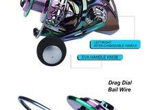 New sougayilang fishing reel 4000colourful metal