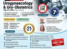 Live Online Course : Urogynaecology & Uro-obstetrics