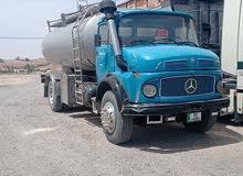 تنكا ماء مرسيدس 1981 للبيع