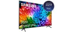 (4k) SAMSUNG( 70-INCH) TU7125LED TV HDR. 2020
