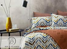 Bed & Pajamas طقم سرير عش النمل