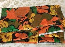 عرض خاص للبيع  : عدد إثنان  قماش درع يمني بجودة عالية  -two  high quality Yemeni fabrics