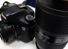 Canon 7d mark 1 with tamron 70-200mm f2.8