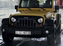 Jeep Wrangler 2009 USA Spec.