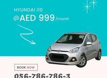 استأجر سيارة ابتداءً من 999 درهم شهرياً - Rent A Car starting from AED 999 per month.