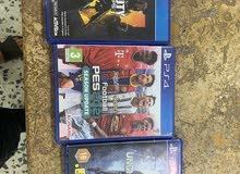 تلاتة دسكات PS4