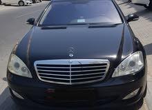 للبيع سياره مرسيدس موديل 2007  مخزنه حالته حالت الوكاله كل شي شغال. افحص اي مكان