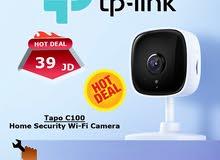 كاميرا الانترنت المنزلية Tapo C100