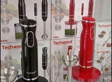 bras mixeur techwood 3 en 1 haute qualité marque française
