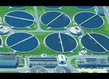 مهندس معالجة وتشغيل محطات تحلية مياه ومعالجة الصرف الصحي