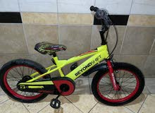 children bmx bicycles in perfect condition for sale