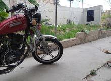 دراجه جي ان ماشاء الله عليها