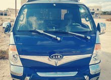 Manual Blue Kia 2010 for sale
