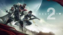 للبيع  destiny 2 &. killzone: shadow fall عالps4