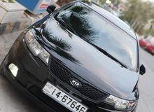 كيا سيراتو فورتي 2012 للبيع او البدل على سيارة اقل