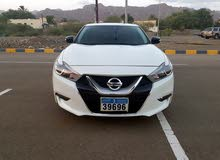 condition Nissan Maxima 2016 with  km mileage