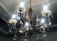 Used Lighting - Chandeliers - Table Lamps for sale directly from the owner
