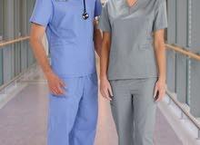 الحق التخفيض!! للعاملين في المجال الطبي سكرب scrub و لابكوت