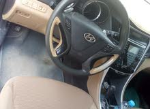 White Hyundai Sonata 2012 for sale