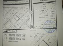 ارض سكنية للبيع في المدينة الجديده