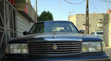 Grey Toyota Crown 1993 for sale