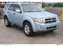 Ford Escape 2008 For sale - Blue color