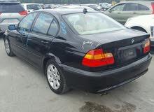 BMW 325 2005 For sale - Black color
