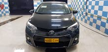 Used condition Toyota Corolla 2016 with 60,000 - 69,999 km mileage